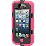 Survivor Carrying Case for iPod - Pink, Black
