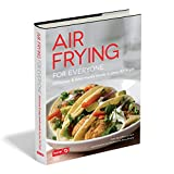 Dash DCB001AF Air Fryer Cook Book, Over 70 Easy to Follow Recipes, Full Color