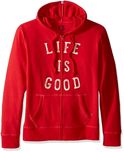 life-is-good-go-to-zip-hoodie-life-is-good-simply-red-xx-large