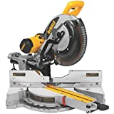 DEWALT DWS780 12-Inch Double Bevel Sliding Compound Miter Saw, One Size