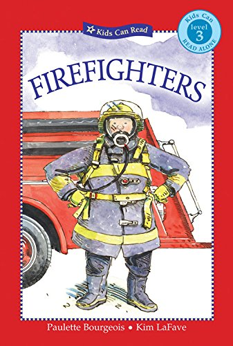 Download Firefighters (Kids Can Read) PDF