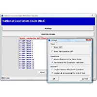National Counselor Examination for Licensure and Certification® (NCE) 4,000 Review Questions Software for the National Counselor Examination, State Counseling Exams, and the Counselor Preparation Comp