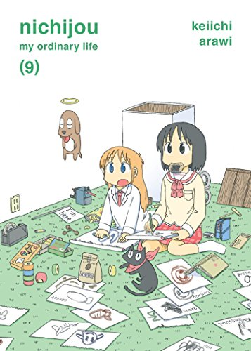 Nichijou, 9 by Vertical Comics