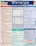 img - for Statistics Laminate Reference Chart: Parameters, Variables, Intervals, Proportions [CHART-QUICKSTUDY STATISTICS LA] book / textbook / text book