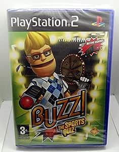 Buzz! Sports Quiz - Solus (PS2) [Importación inglesa ...