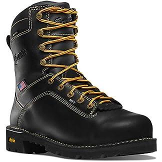 Danner Men's Quarry USA 8″ Construction Boot
