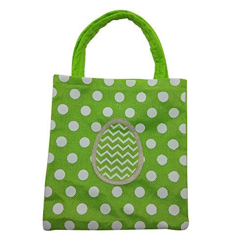 SAIMIRI Easter Basket Filler Bag for Kids Easter Egg Hunter ()