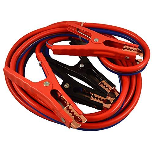 [해외]헤비 듀티 산업 학년 점퍼 부스터 케이블 12 피트 6 게이지 500 앰프 / Heavy Duty Industrial Grade Jumper Booster Cable 12 Feet 6 Gauge 500 AMP