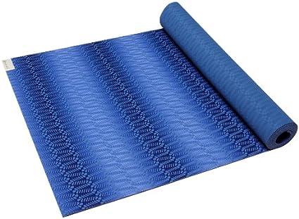 Amazon.com : Gaiam Sol Soft-Grip Yoga Mat (4mm) : Natural ...