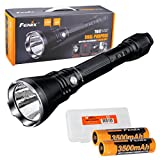 Fenix TK47UE Ultimate Edition 3200 Lumen LED Tactical Flashlight w/ 2X High Capacity 3500mAh Batteries and LumenTac Battery Organizer Review