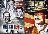 Sweet Land Tribute to America John Wayne Special & American Heroes Movies This is Army Reagan / Santa Fe Trail / Road to Bali Bing Crosby / My Favorite Brunette Bob Hope