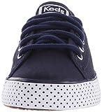 Keds Double Up Sneaker (Little Kid/Big Kid), Navy