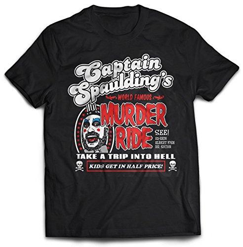 Captain Spaulding - Murder Ride -