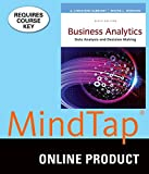 MindTap Business Statistics for Albright/Winston's Business Analytics: Data Analysis & Decision Making, 6th Edition