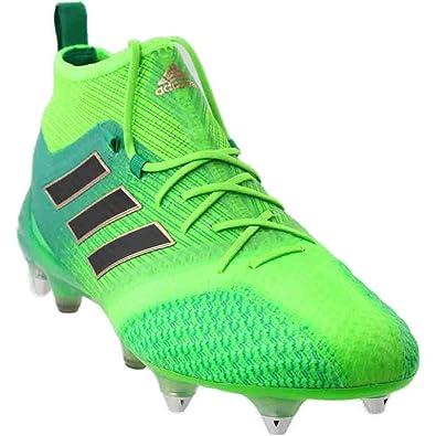 best service 7ae92 45628 Amazon.com | adidas Mens Ace 17.1 Primeknit Sg Soccer ...