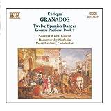 Twelve Spanish Dances %2D Granados