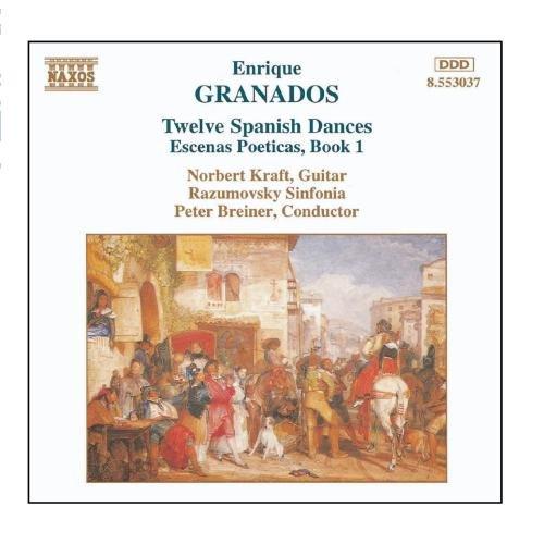 Twelve Spanish Dances   Granados