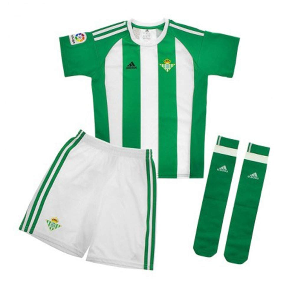 adidas Real Betis CF 215/16 Conjunto, Niños: Amazon.es: Deportes y ...