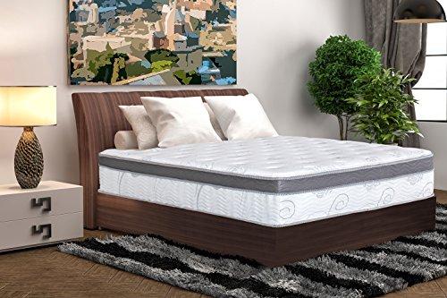 SLEEPLACE SVC13SM01Q Mattress, Queen
