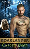 Boarlander Cursed Bear (Boarlander Bears) (Volume 5)