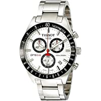 Tissot T-Sport PRS516 Chronograph Brushed Silver Dial Men's watch #T044.417.21.031.00