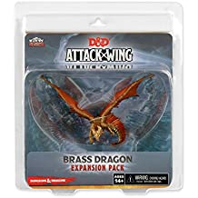 D&D Attack Wing: Wave Eight - Brass Dragon Expansion Pack