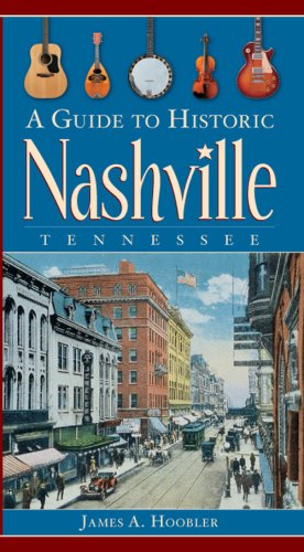 Guide Historic Nashville Tennessee History product image