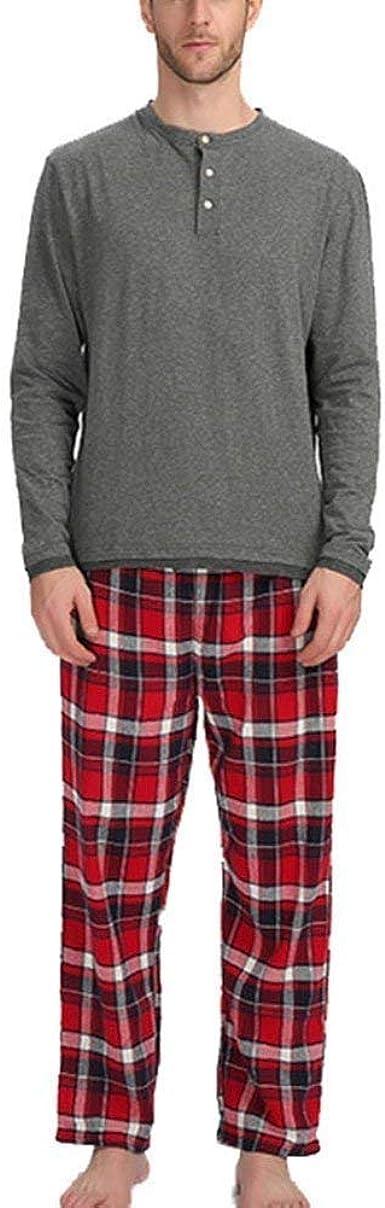 HaiDean Camisa Larga De Algodón Los Pijamas De De Modernas ...