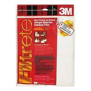 "3m Hammock Filter Micro Allergen Reduction 30 "" X 60 "" Fiberglass Merv 11"