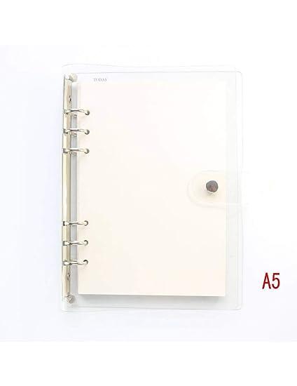 QGHJ Cuadernos De La Carpeta, Organizador De La Agenda De La ...