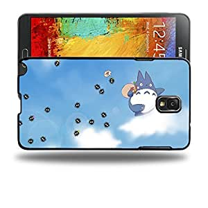 Case88 Designs My Neighbor Totoro 0672 Protective Snap-on Hard Back Case Cover for Samsung Galaxy Note 3