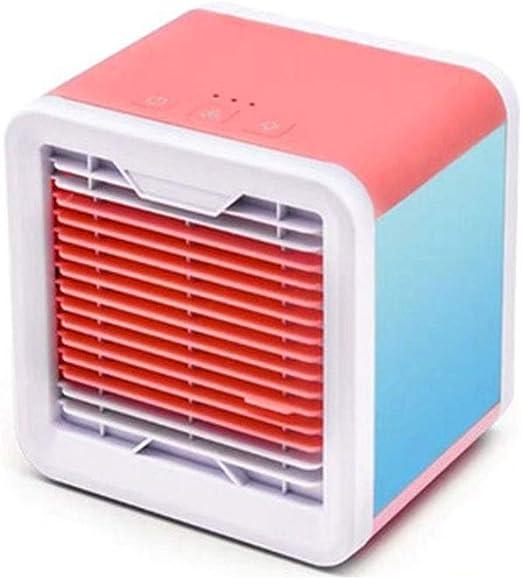 Dapai USB Mini Ventilador silencioso Enfriador humidificación ...