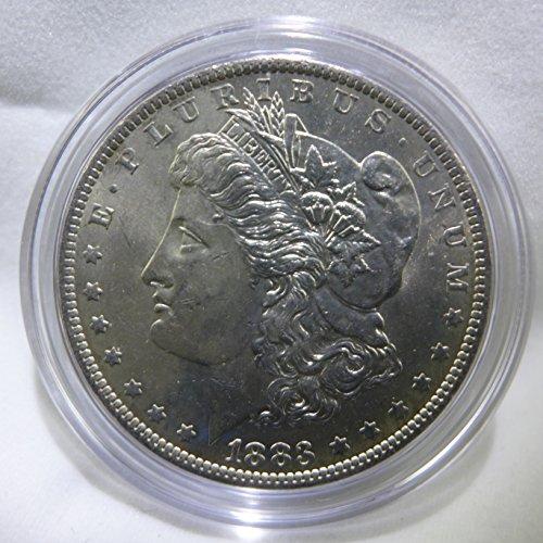 1883 O Morgan Silver Dollar Almost Uncirculated - Morgan Uncirculated Dollar
