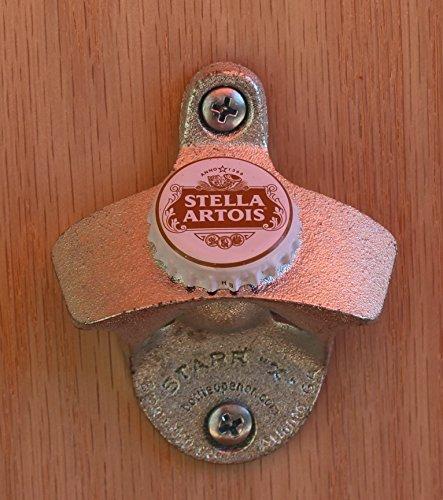 Stella Artois Cap Starr X Wall Mount Bottle Opener