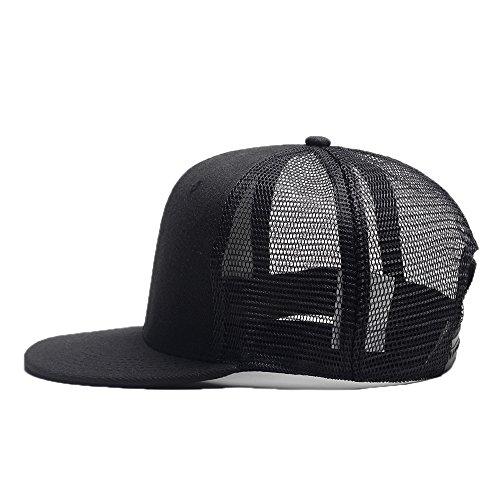 2eaaad50c5e FayTop Fashion Snapback Boy Hat Hip-Hop Hat Flat Adjustable Baseball Cap  V144H0004-US
