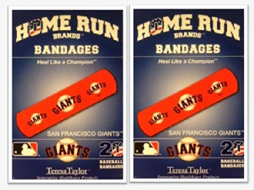 San Francisco Giants Bandages x 2 box