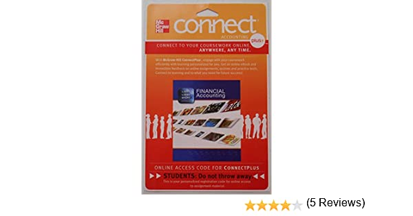 Connect 1 semester access card for financial accounting robert connect 1 semester access card for financial accounting robert libby patricia libby daniel short 9780077516963 amazon books fandeluxe Choice Image