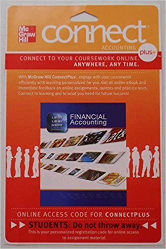 Connect 1 semester access card for financial accounting robert connect 1 semester access card for financial accounting 8th edition by robert libby fandeluxe Choice Image