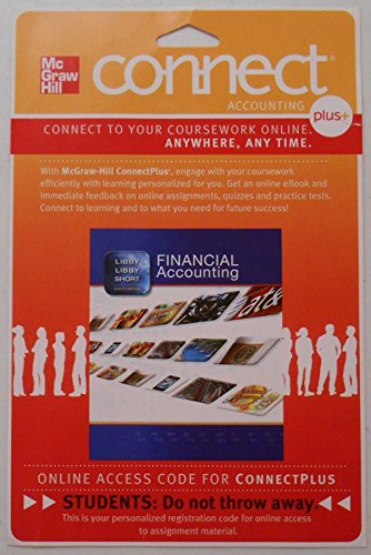 Connect 1-Semester Access Card for Financial Accounting