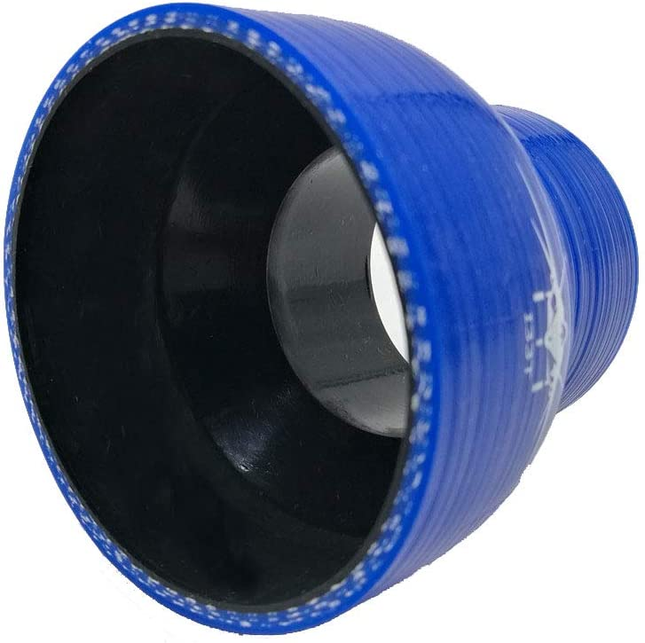 1 Meter Length 3.28 Feet I33T Universal 3-Ply High Performance Silicone Coolant Hose ID 0.25 // 6mm // 1//4 Inch Black