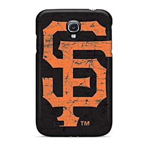 Tough Galaxy XNu9637iOyT Cases Covers/ Cases For Galaxy S4(san Francisco Giants)