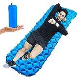 Sleeping Pad,Inflatable Sleeping Mattress Mat Light Weight,Compact - Best Reviews Guide