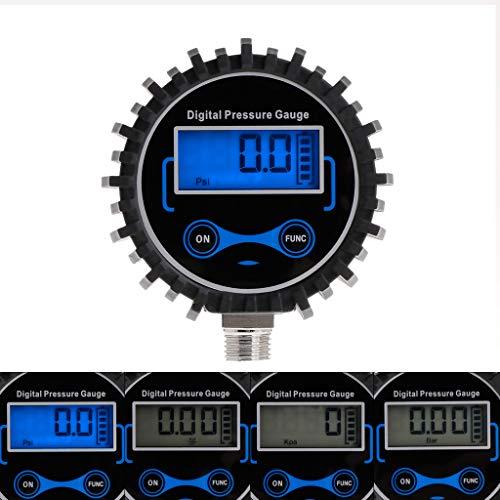 Sarora - Digital Tire Pressure Gauge Air PSI Meter Car Motor