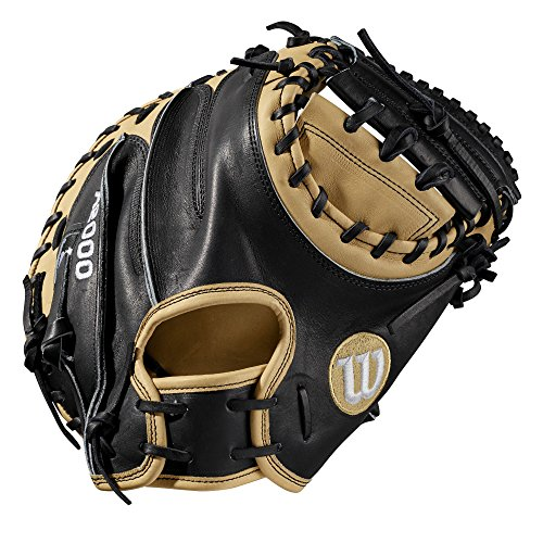 Wilson A2000 CM33 33' Catcher's Baseball Mitt - Right Hand Throw
