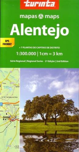 Alentejo 1 : 300 000 (Regional Series)