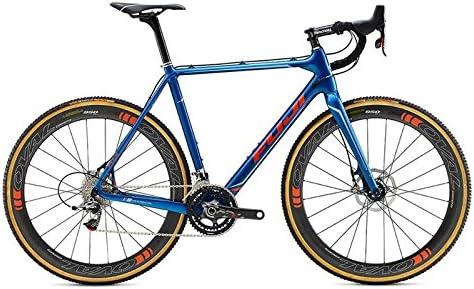 Fuji-Bicicleta de ciclo Cross CX Altamira 1,1, azul, naranja ...