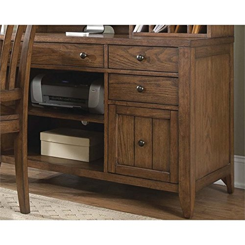 - Liberty Furniture INDUSTRIES 382-HO121 Hearthstone Home Credenza, 44