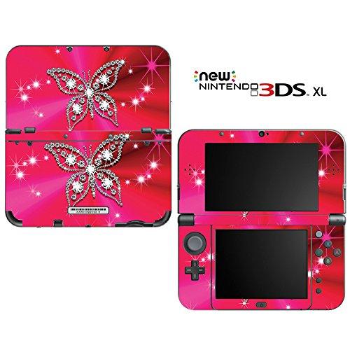 new3DSLL 【スキンシール】 New ニンテンドー 3DS LL /MT24/Bling (Katana Bling)