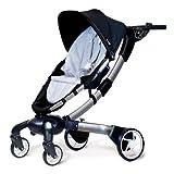 4moms Origami Stroller in Silver, Baby & Kids Zone