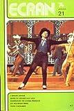 ECRAN Jean Domarchie USA trip 1 1974 French movie mag